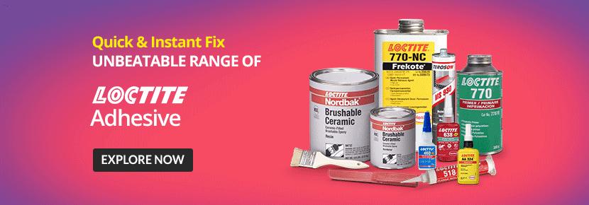Adhesives, Sealants & Tapes - Buy Tapes, Glues, Spray, Epoxy Resins