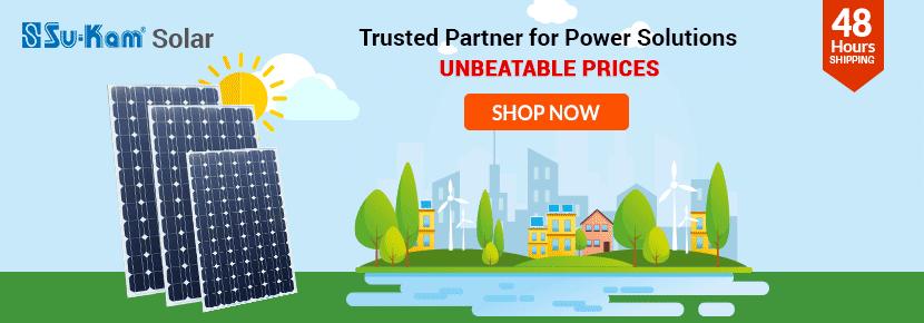 Solar Products Store - Buy Solar Panels, Solar Lights, Solar