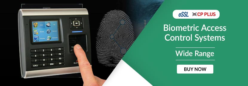 Biometric Attendance Systems - Buy Biometric Access control