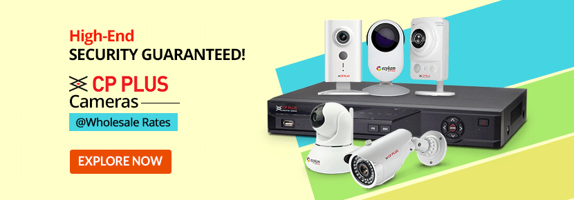 Security Equipment Store - Buy CCTV Camera, Safes, Detectors and