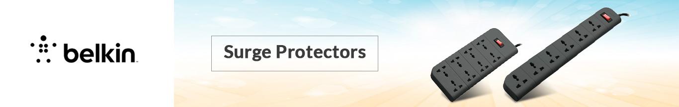 Belkin Spike Busters & Surge Protectors