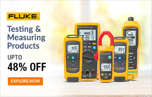 Fluke - Testing and Measuring Products