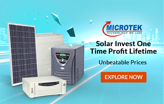 Microtek Solar Best Prices guaranteed!