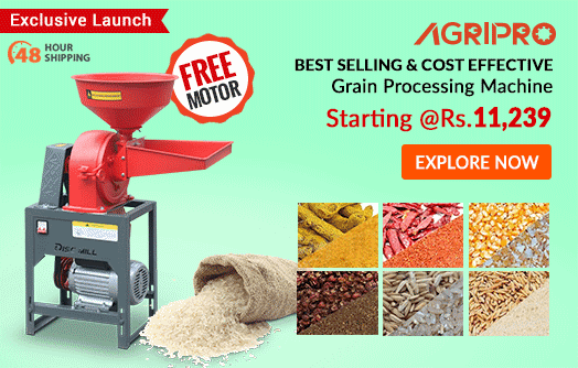 AgriPro Grain Processing Machine