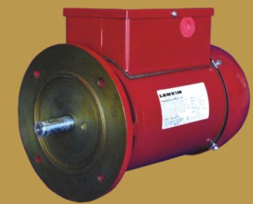 Buy godrej lawkim single phase motor cscr flange tefc f for Large single phase motors