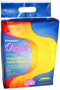friends adult diaper premium extra bicpz